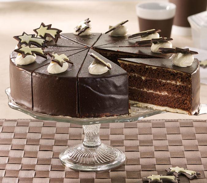Der Beck Sterntaler-Torte