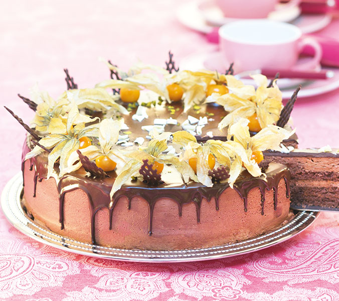 Der Beck Schokomousse-Torte