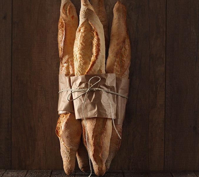 Bäckerei Der Beck Elsässer Baguette
