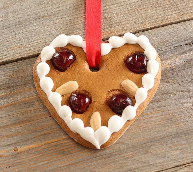 Dekolebkuchen Herz
