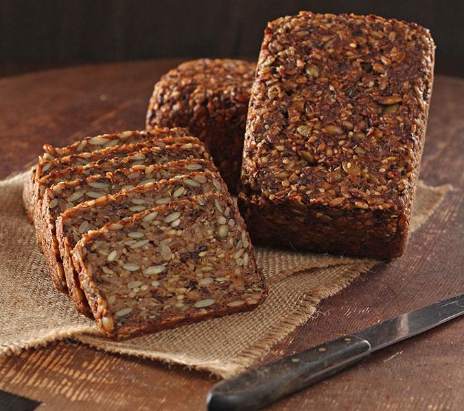 Der Beck Brot ohne Mehl