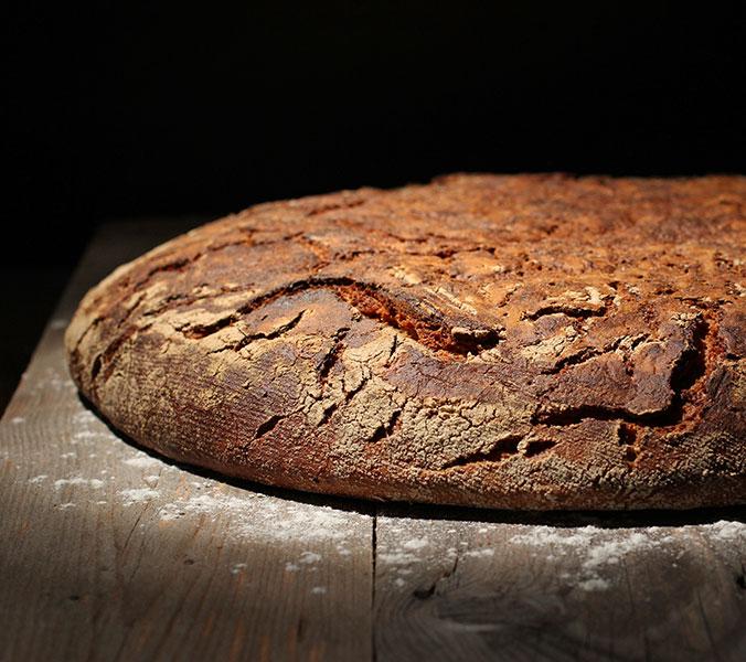 Bäckerei Der Beck Handgeschöpftes Natursauerteigbrot