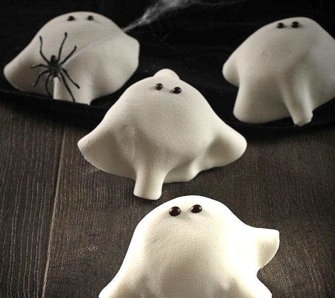 Halloween Mini-Gespenst