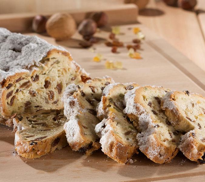 Bäckerei Der Beck Butterstollen 1000g