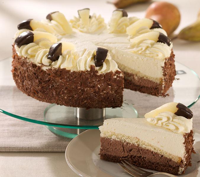 Der Beck Birne-Helene-Torte