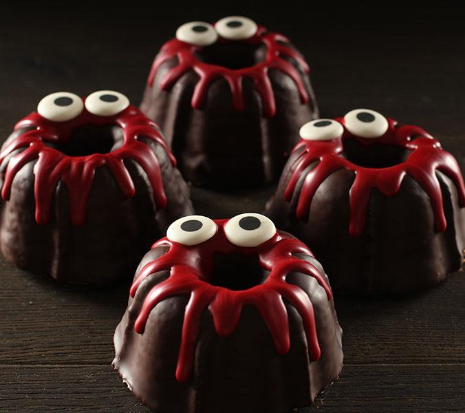 Der Beck Halloween Cake