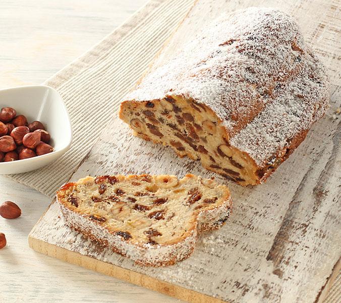 Bäckerei Der Beck Fränkischer Haselnussstollen