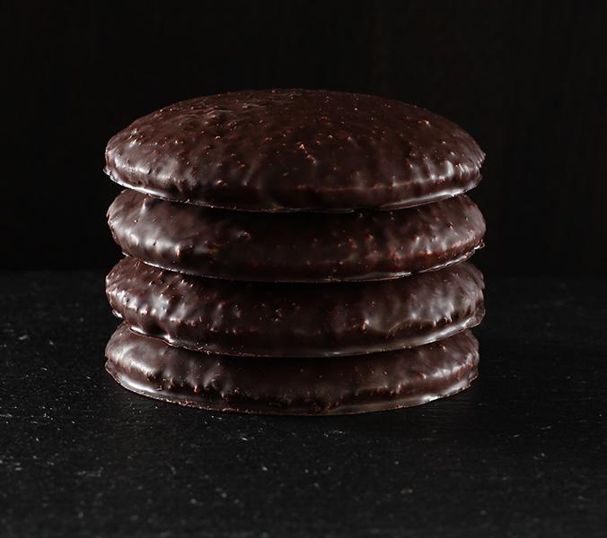 Bäckerei Der Beck 4 Vegane Elisenlebkuchen Schokolade