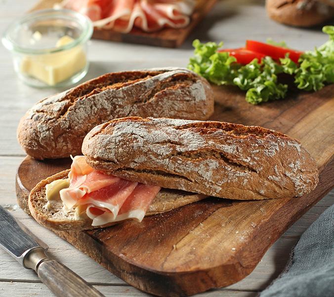 Bäckerei Der Beck Südtiroler Roggenstangerl