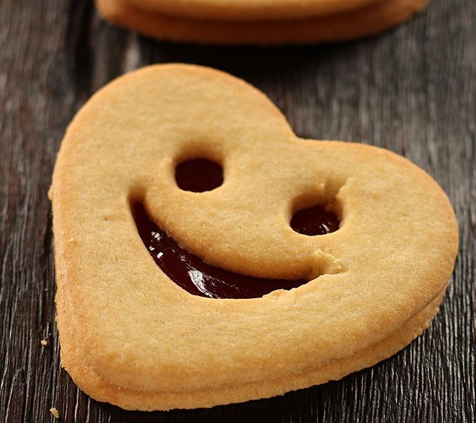 Herz-Smiley
