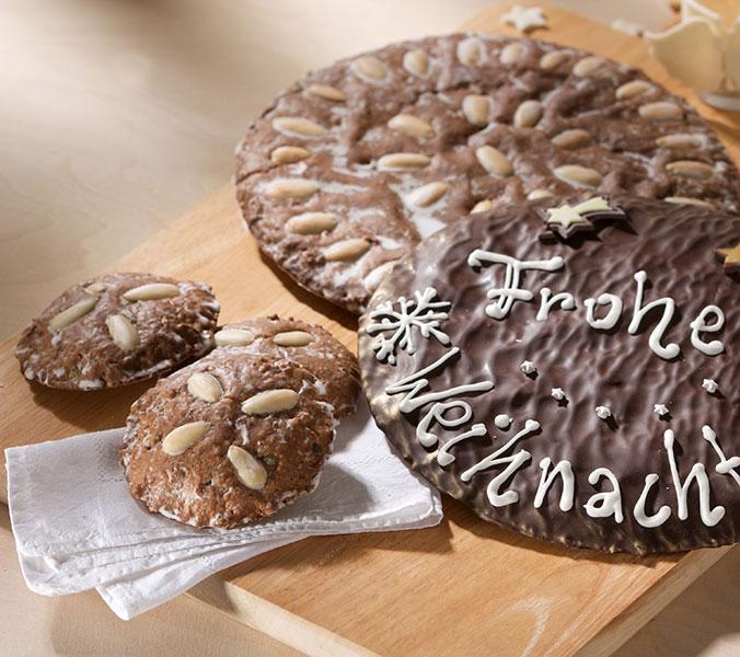 Der Beck Original Nürnberger Riesen Elisenlebkuchen Mandel