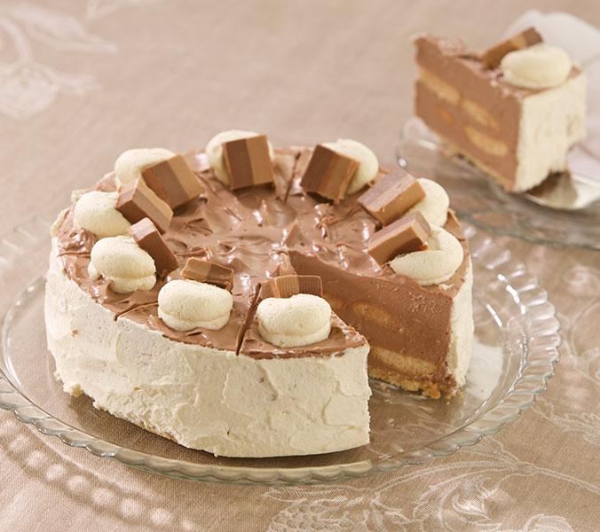 Der Beck Amaretto-Nougat-Torte