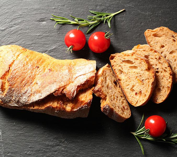 Bäckerei Der Beck Ciabatta Tomate-Spezial