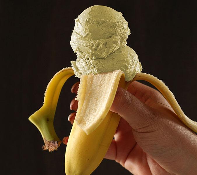 Bäckerei Der Beck Eis Avocado-Banane