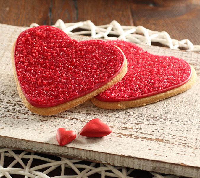 Der Beck Cookie Herz