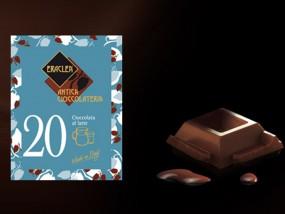 Eraclea Milchschokolade
